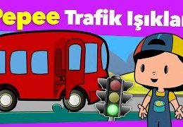 Pepee ile Eğitici Çizgi Filmler – Trafik Işıkları